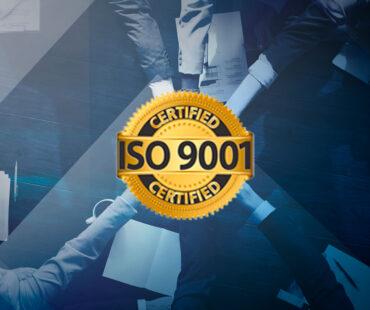 Ferreira e Chagas é certificado ISO 9001