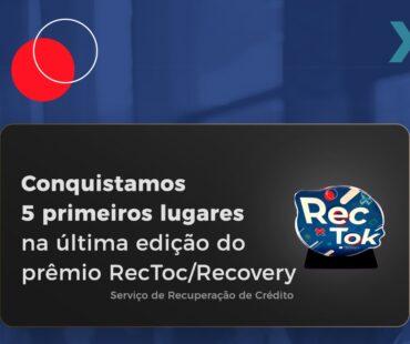 Equipe Recovery do FC recebe premiação por bons resultados