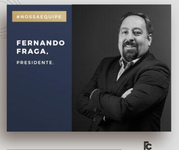 #NOSSAEQUIPE | Fernando Fraga