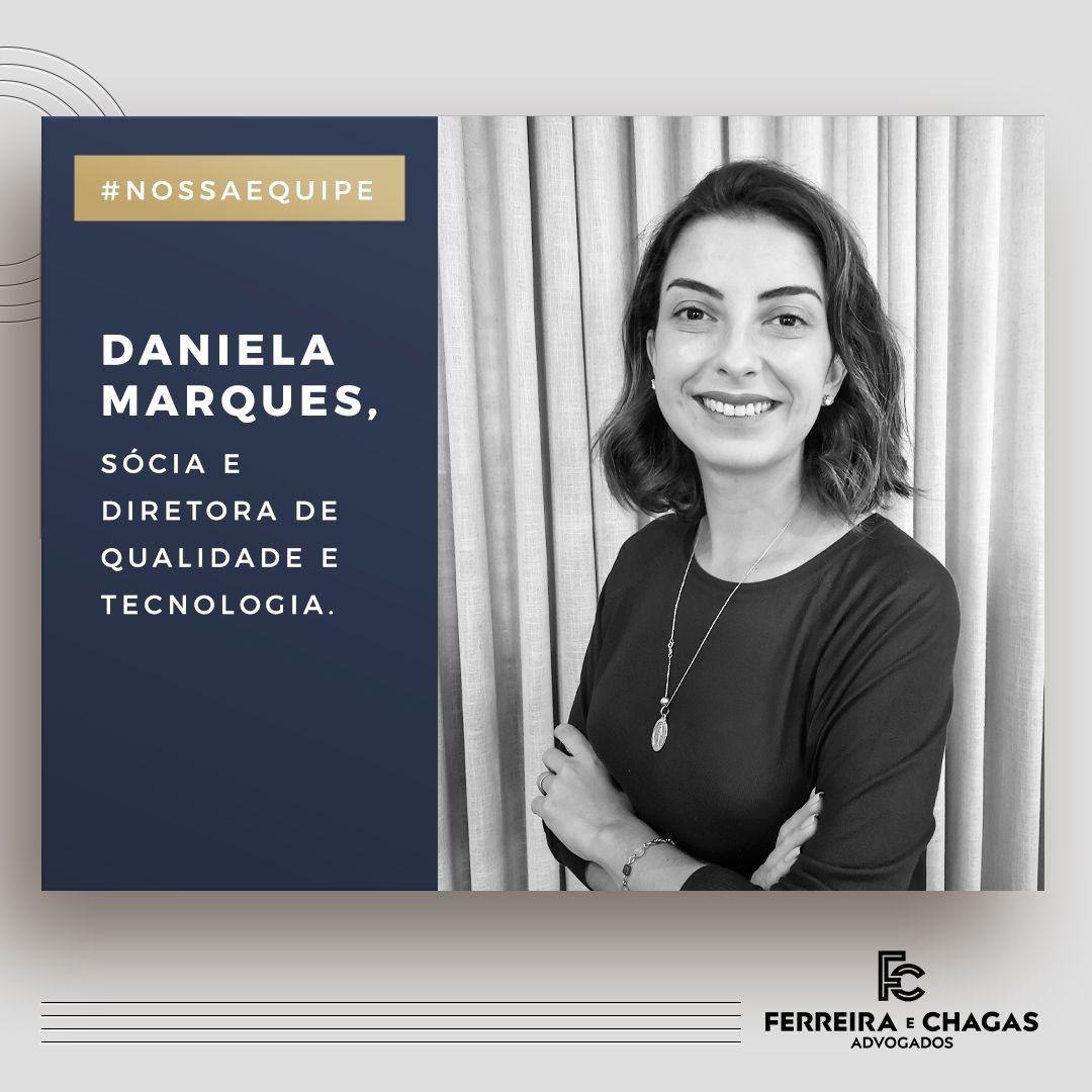 #NOSSAEQUIPE   Daniela Marques