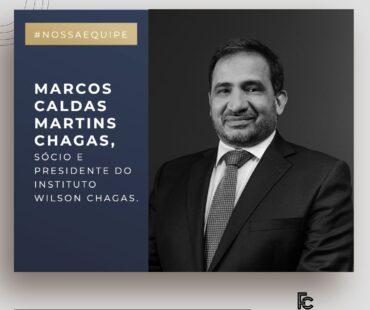 #NOSSAEQUIPE | Marcos Caldas Martins Chaga