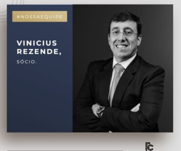 #NOSSAEQUIPE | Vinícius Rezende